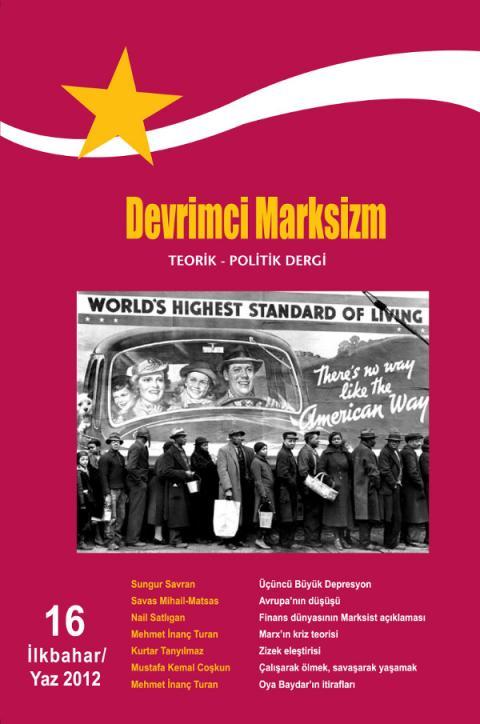 Devrimci Marksizm 16