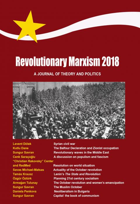 Revolutionary Marxism 2018 - Download the full issue